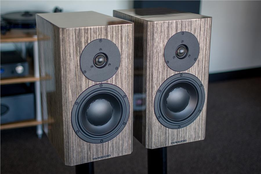 Dynaudio Special 40 Bookshelf Speakers - Pair (Grey Birch High G