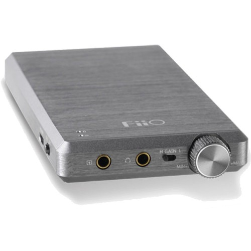 FiiO Portable Headphone Amplifier E12A