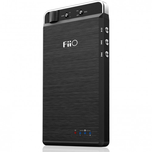 FiiO Headphone Amplifer and USB Dac E18 Kunlun
