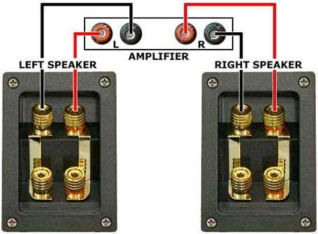 Nice Bi Wire Speaker Jumpers Ornament - Electrical Diagram Ideas ...