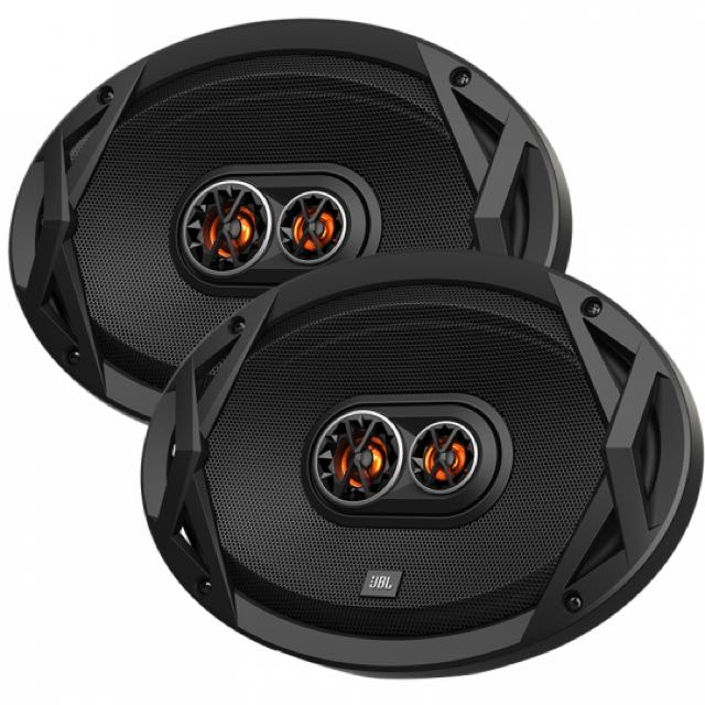JBL Club 9630 3 Way Car Speakers (1 Pair)