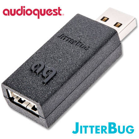 AudioQuest JitterBug USB Data & Power Noise Filter