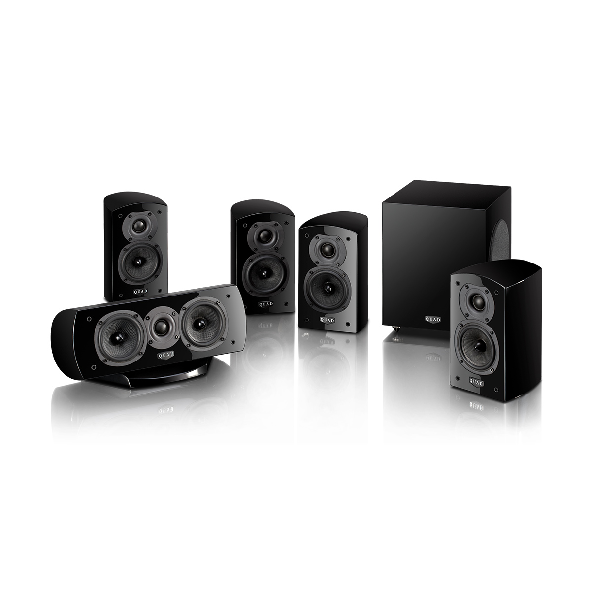 Quad L-ite PLUS 5.1 Home Cinema