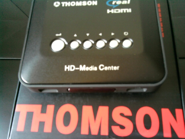 Thomson L6 HD Media Center Media Player