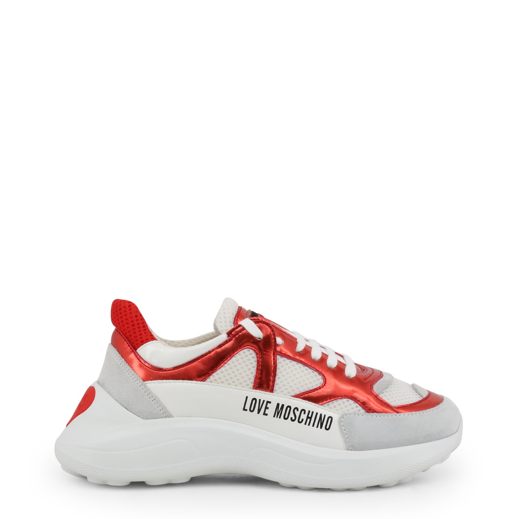 Love Moschino woman Sneakers size 40