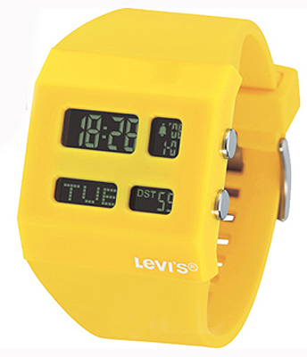 Levis LTD1202 Unisex Watches Yellow