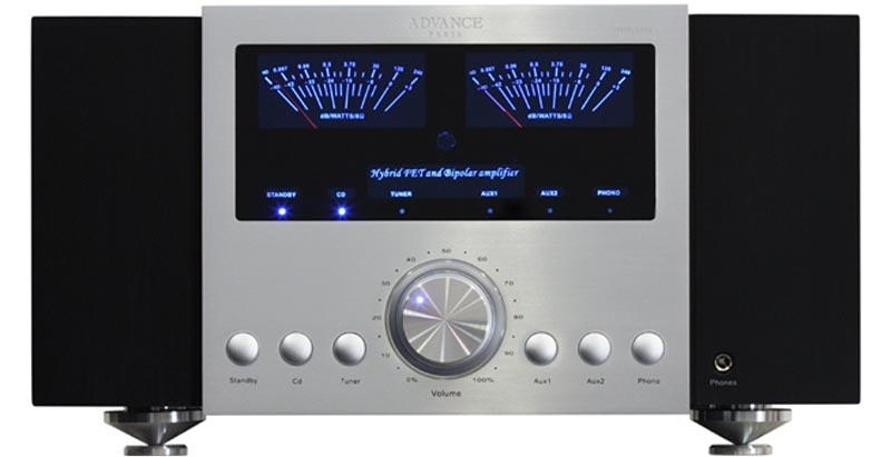 ADVANCE ACOUSTIC MAP-800II Integrated Amplifier 2x200W