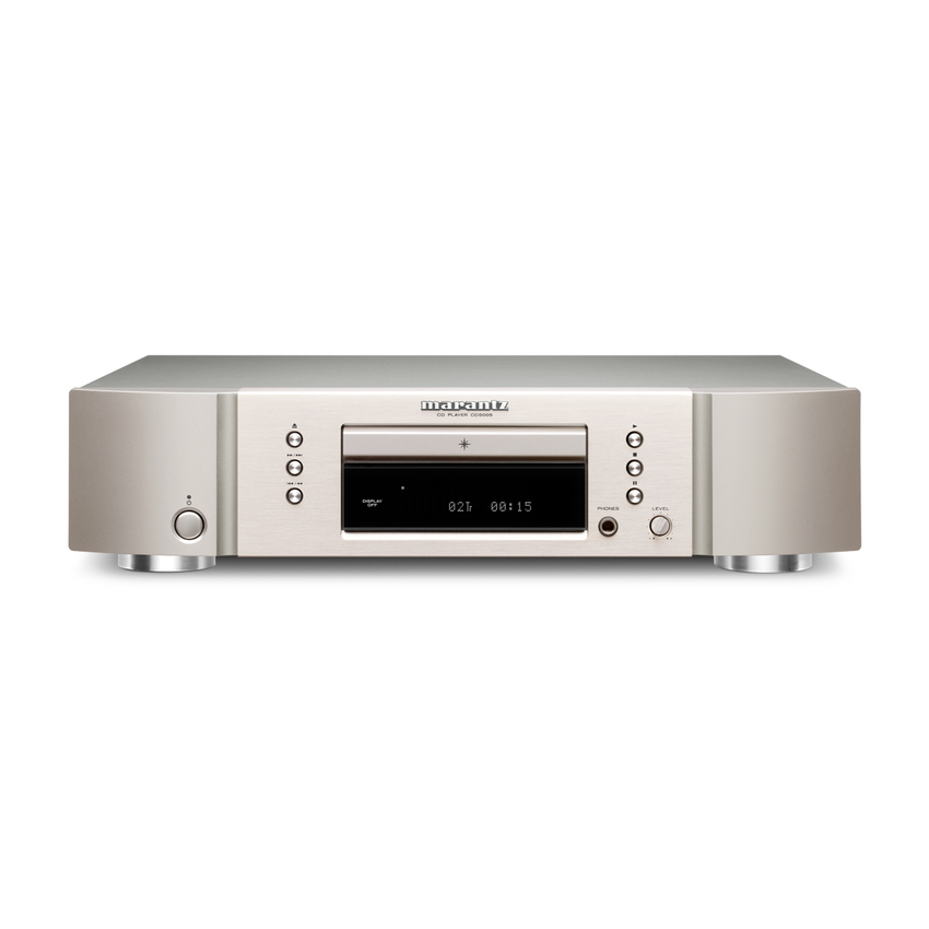 Marantz CD Player CD-5005 (Silver)