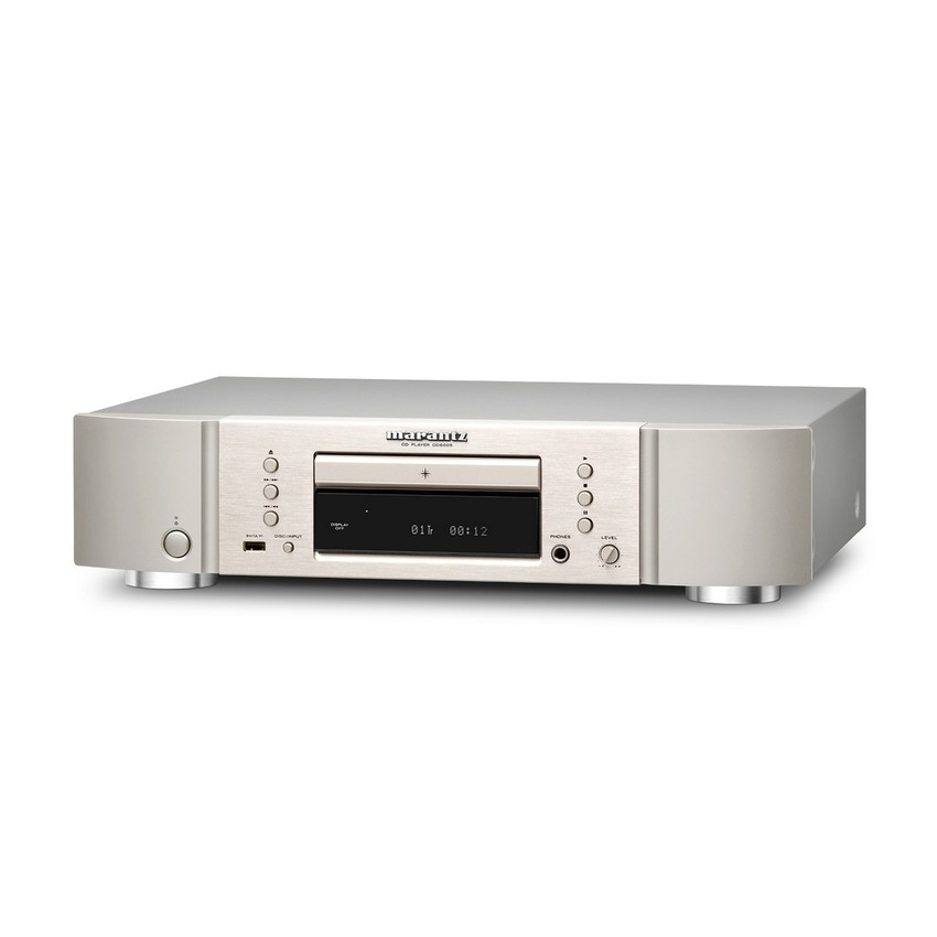 Marantz CD Player CD-6006 (Silver)
