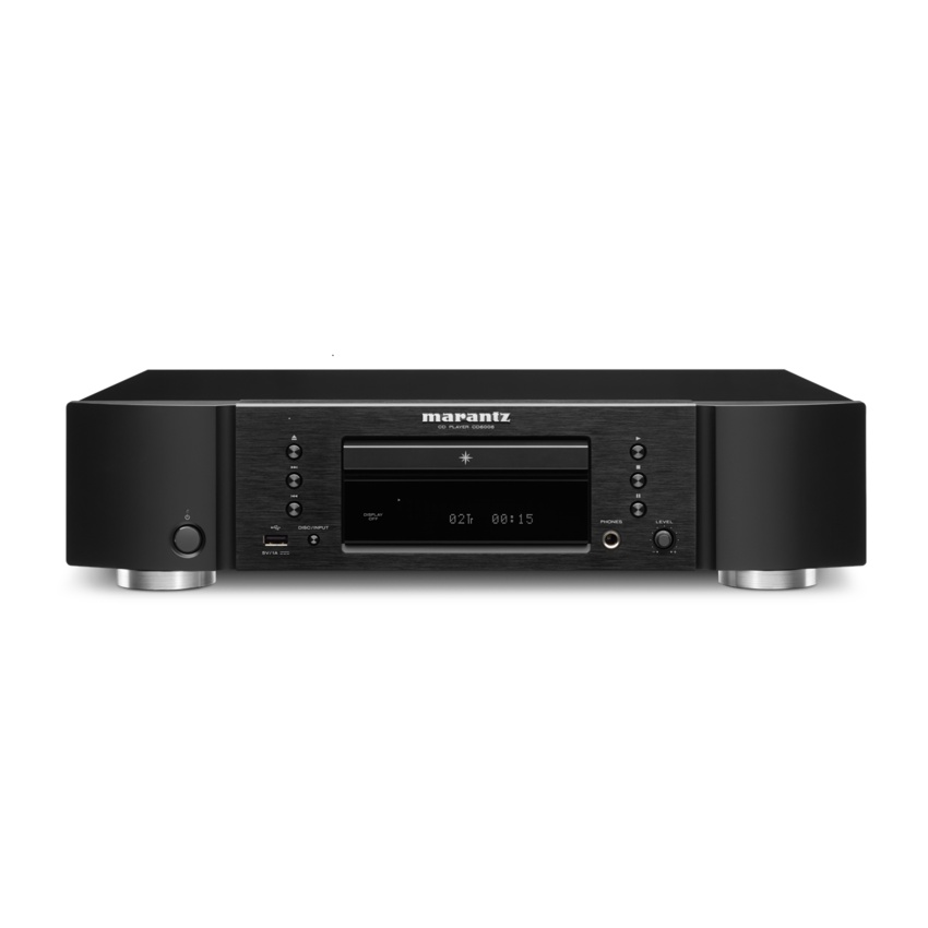 Marantz CD Player CD-6006 (Black)