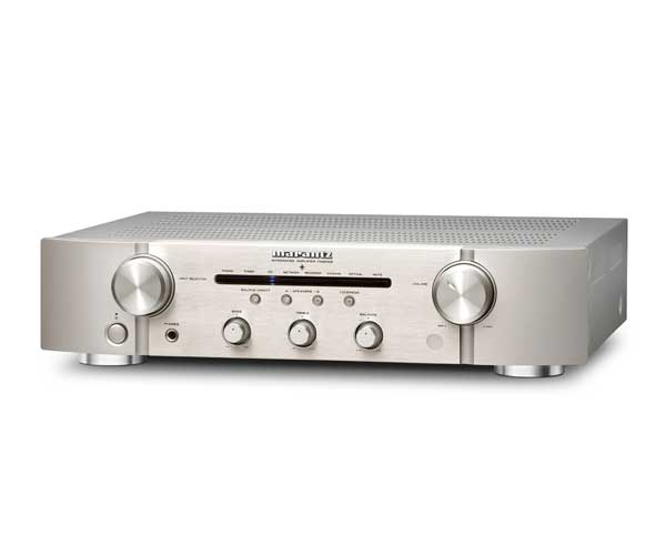 Marantz PM7005 High Class Integrated Amplifier gold