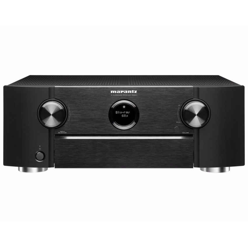 Marantz SR-6011 AV Audio & Video Component Receiver, Black