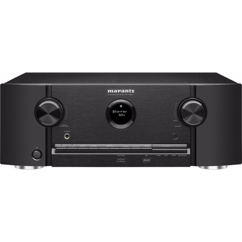 Marantz SR5011 1400W 7.2-Ch. 4K Ultra HD and 3D Pass-Through A/V