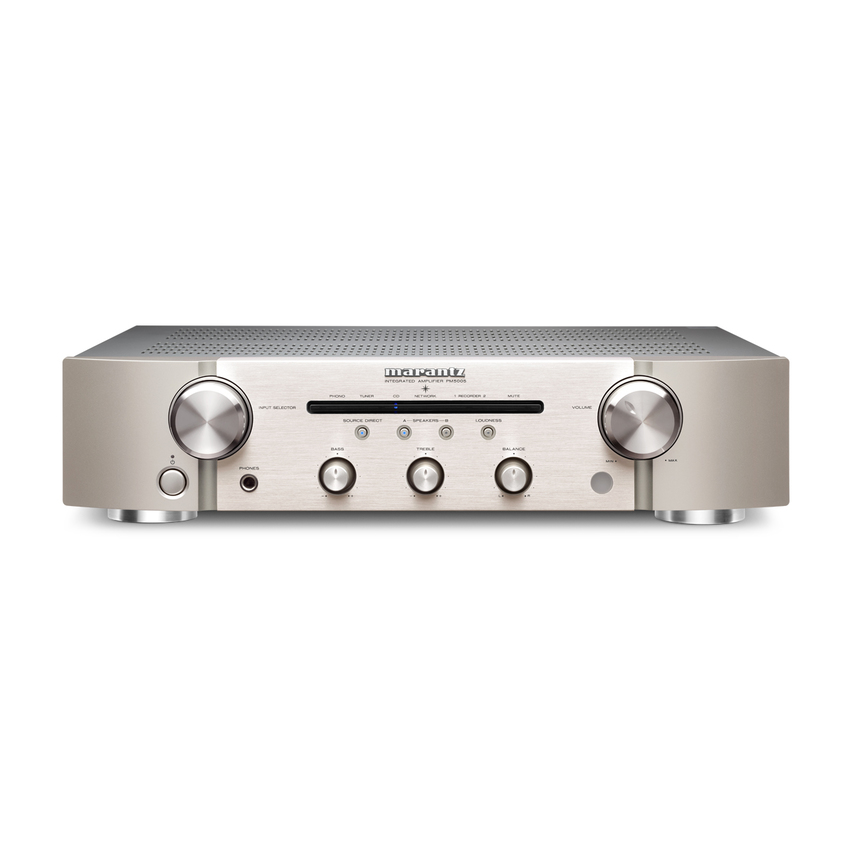 Marantz Stereo Integrated Amplifier PM-5005 (Silver)