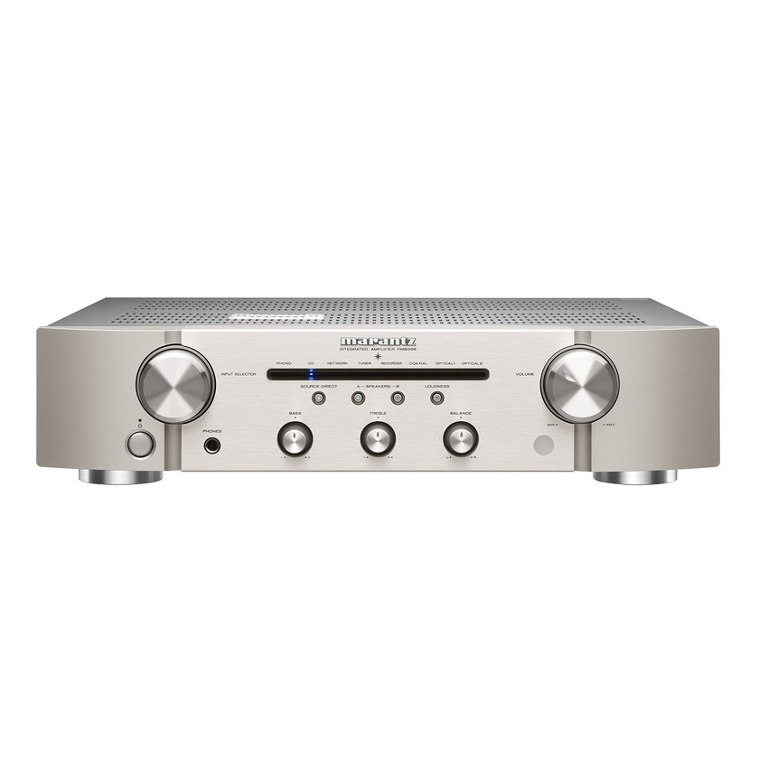 Marantz Stereo Integrated Amplifier PM-6006 (Silver)