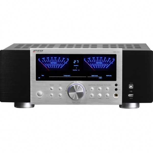 Advance Acoustic MAX 450 Integrated Amp 2x120W