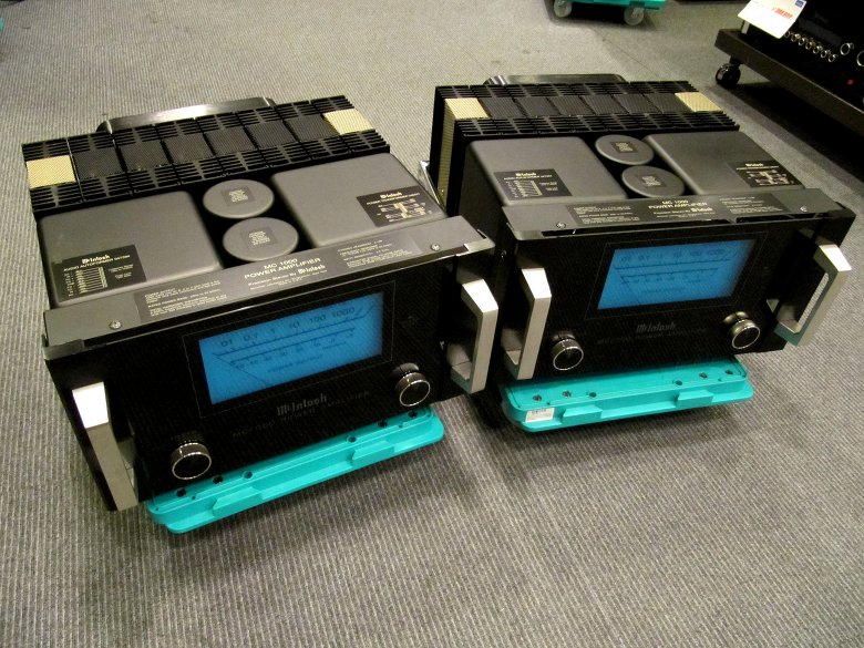 McIntosh MC1000 1 pair used sets