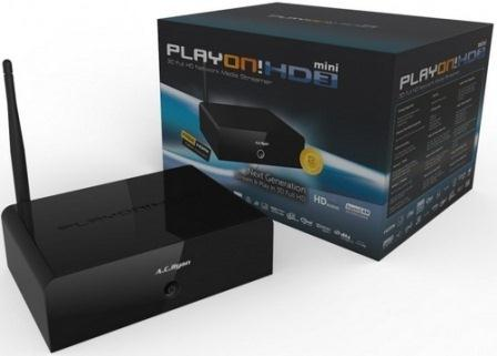 AC Ryan Media Player mini HD 3