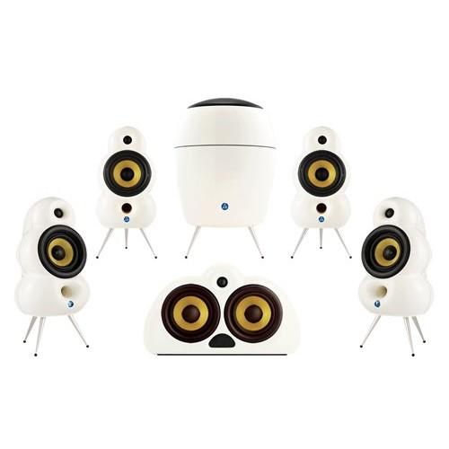 Scandyna Minipod 5.1 Cinema pack white