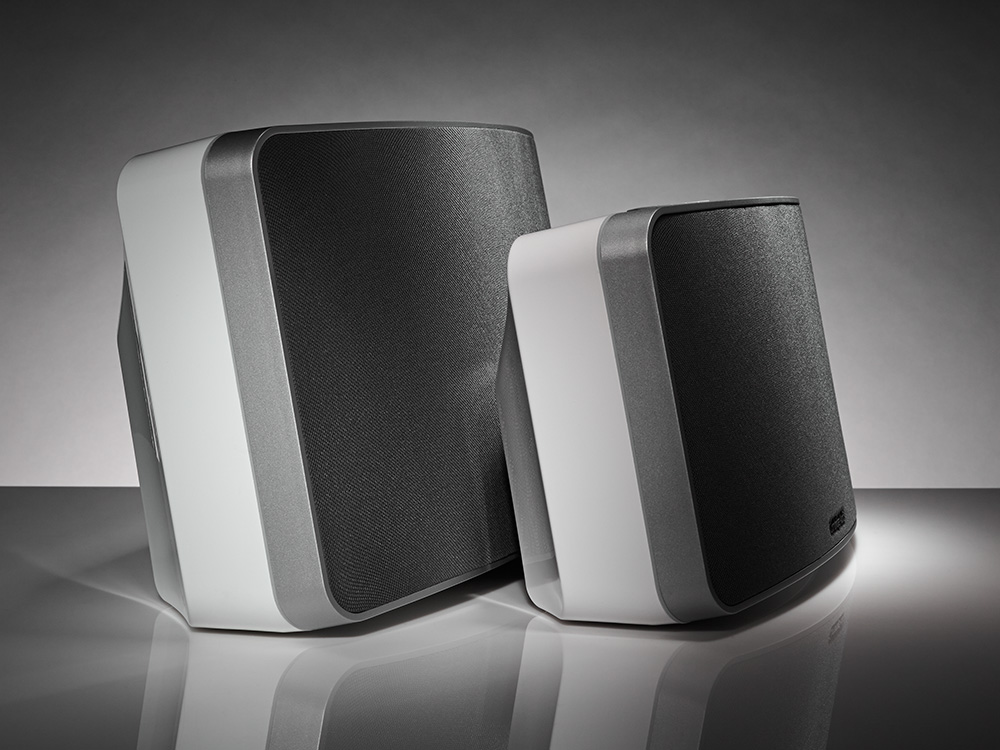 Minx Air 100 WiFi speakers black