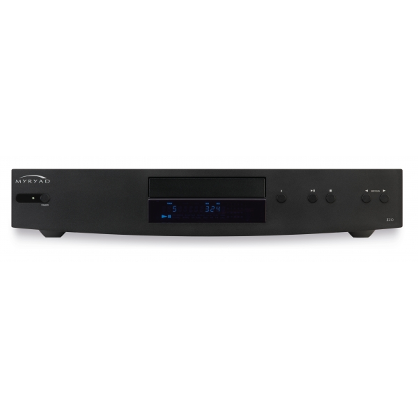 MYRYAD Z210 CD Player / Black