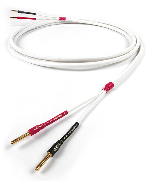 Chord Odyssey 2 speaker cable sold per metre
