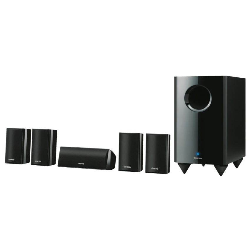 ONKYO SKS-HT528 5.1 Channel Home Theatre Speaker System Black