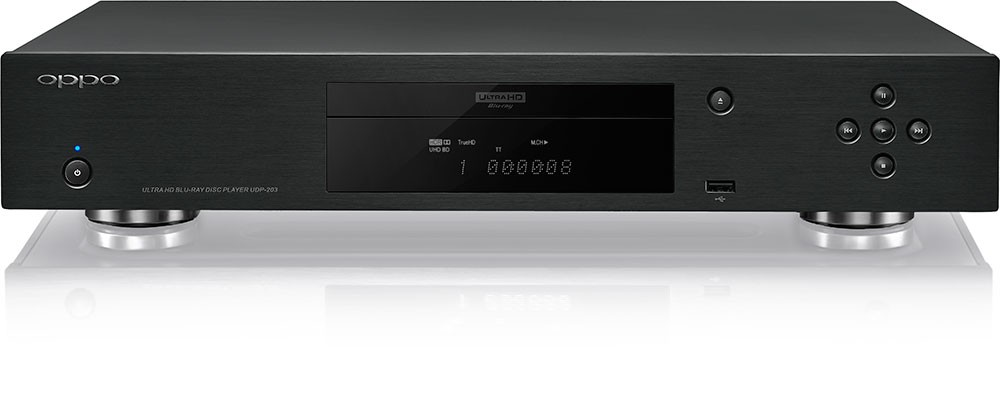 Oppo UDP-203 4K Ultra-HD Blu-ray Player