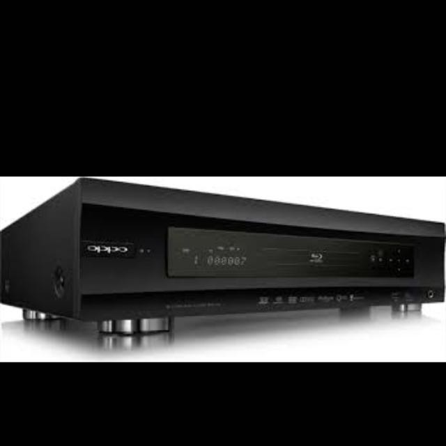 Oppo BluRay Player BDP-105D