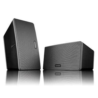 Sonos Play:3 Stereo Pair (Black)
