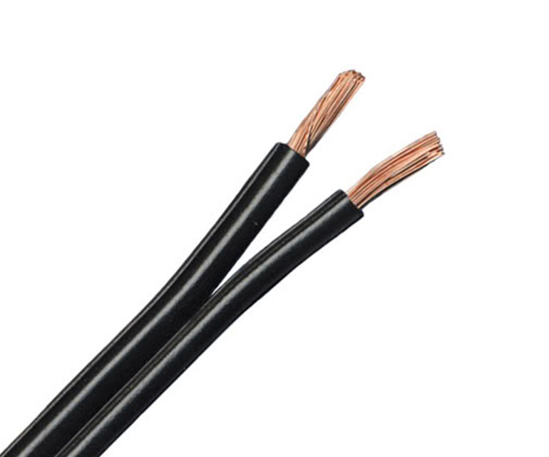 QED Profile 42 Strand Speaker Cable Black
