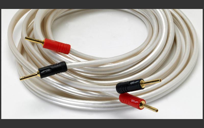 QED XT40 Speaker Cables