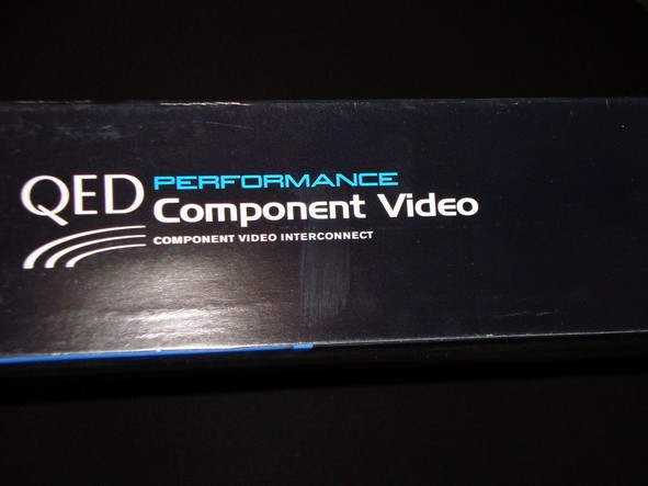 Qed Performance Component Video Cable - 5metre