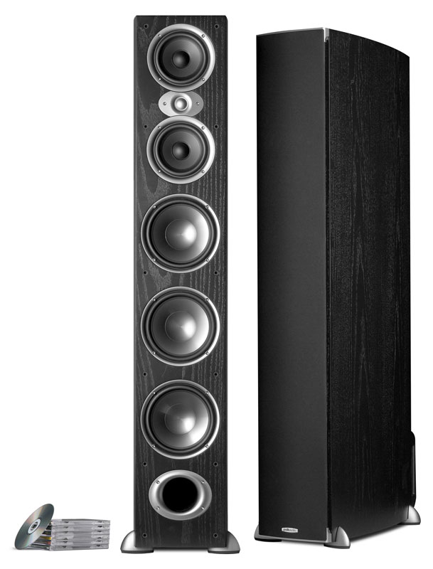 Polk Audio RTIA9 black pair