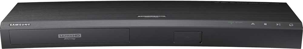 Samsung UBD-K8500 Blu-Ray Player with 4k Ultra-HD Resolution