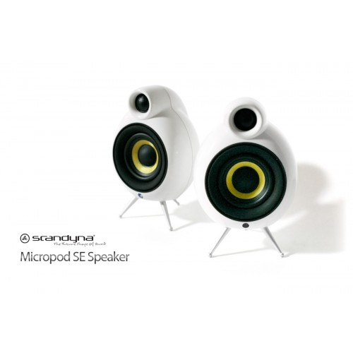 Scandyna MicroPod Bluetooth (WHITE)