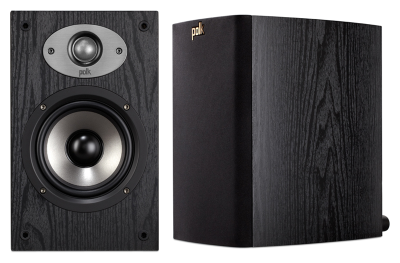 Polk Audio TSX110B black