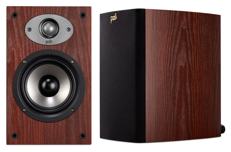 Polk Audio TSX110C cherry