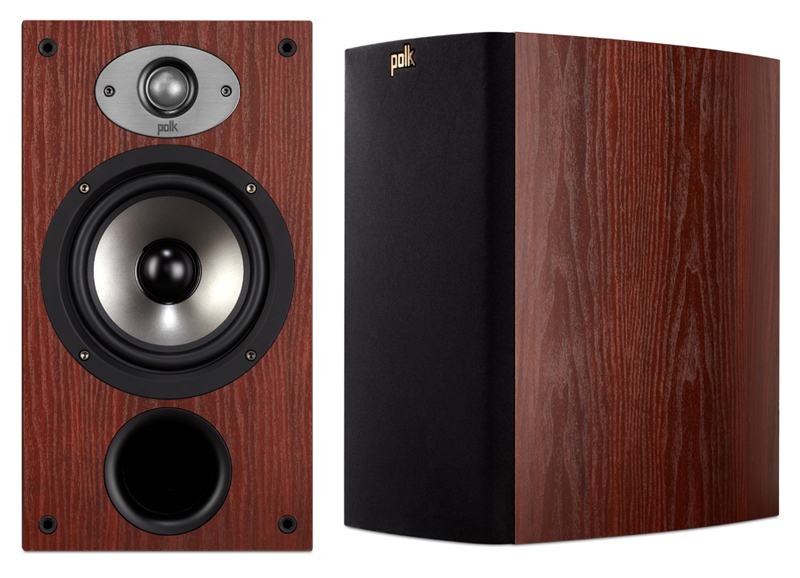 Polk Audio TSX220c CHERRY