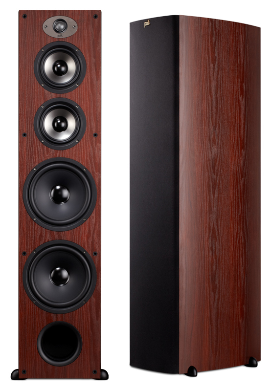 Polk Audio TSX550 cherry