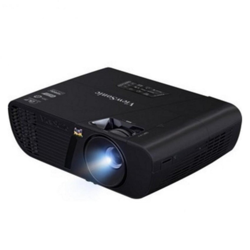 VIEWSONIC PJD7720HD HOME THEATER PROJECTOR WITH 2 FREE 3D GLASSE