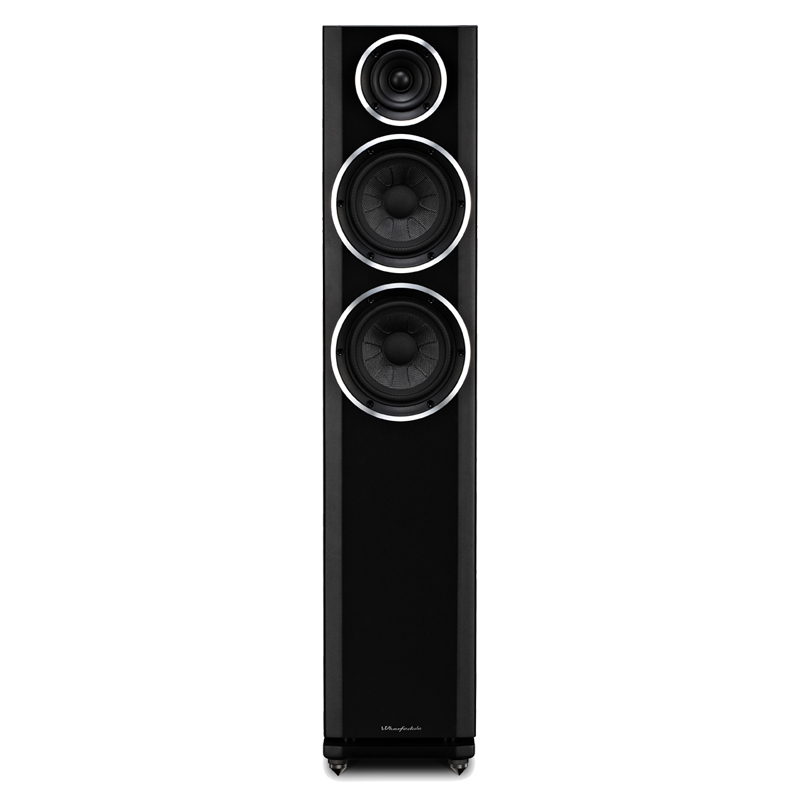 Wharfedale DIAMOND 155 floor standing speaker black