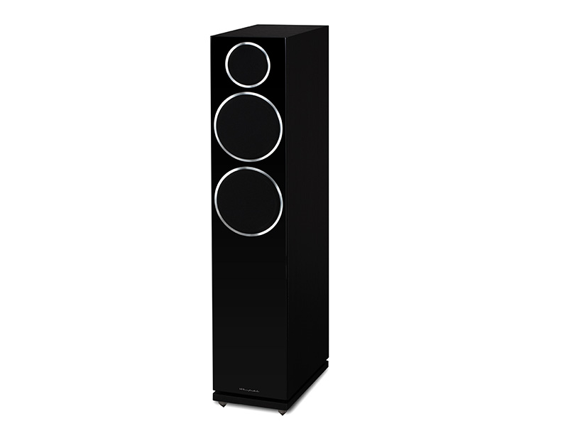 Wharfedale diamond 230 floor standing speaker black