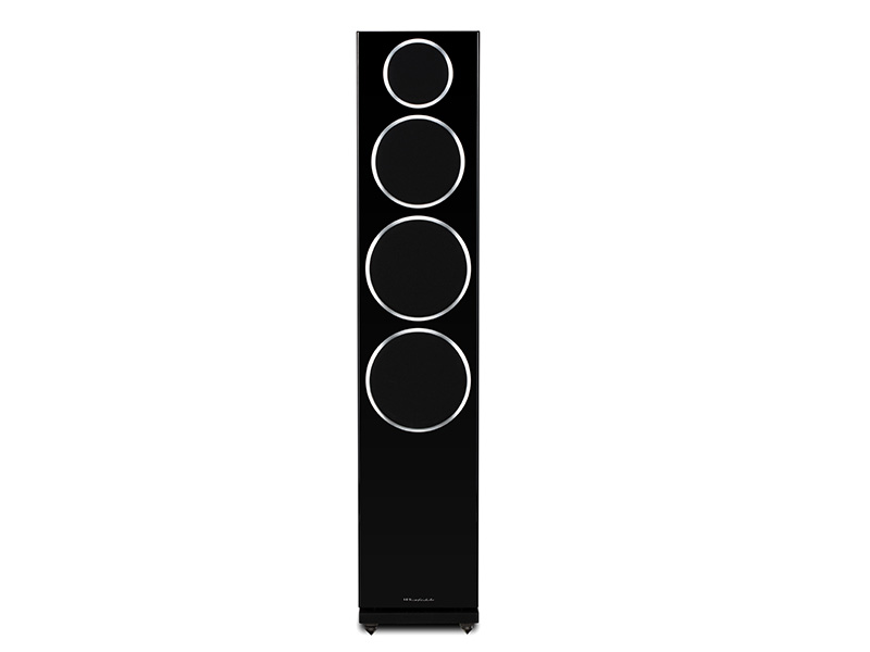 Wharfedale DIAMOND 240 floor standing speaker black