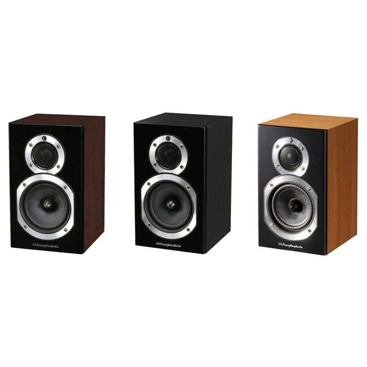 WHARFEDALE - DIAMOND 10.0 BOOKSHELF SPEAKER (PR) in black