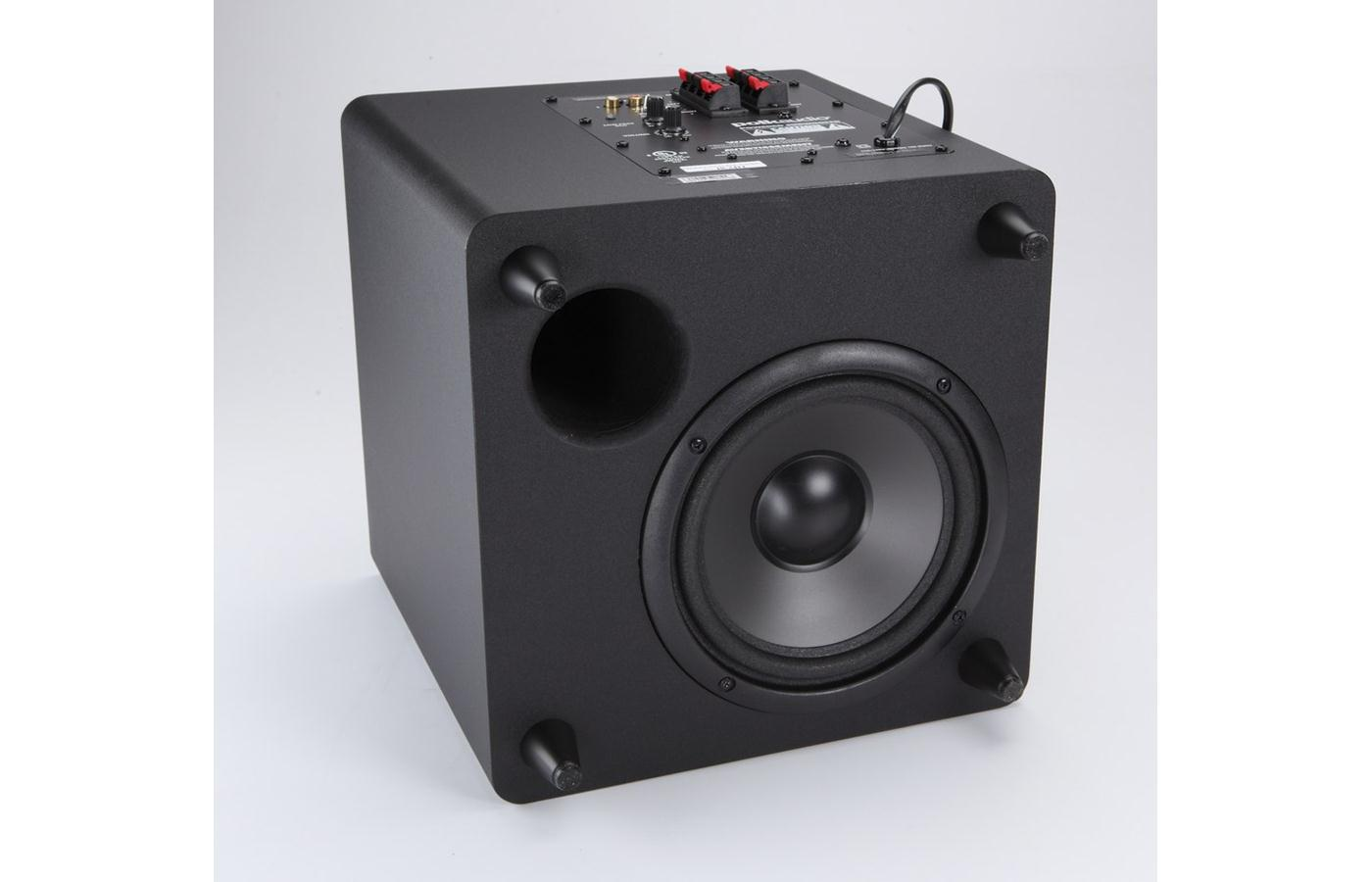 TL1600 powered subwoofer black