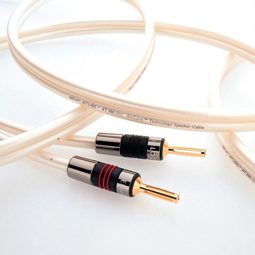 Qed XT300 X-tube Speaker cable