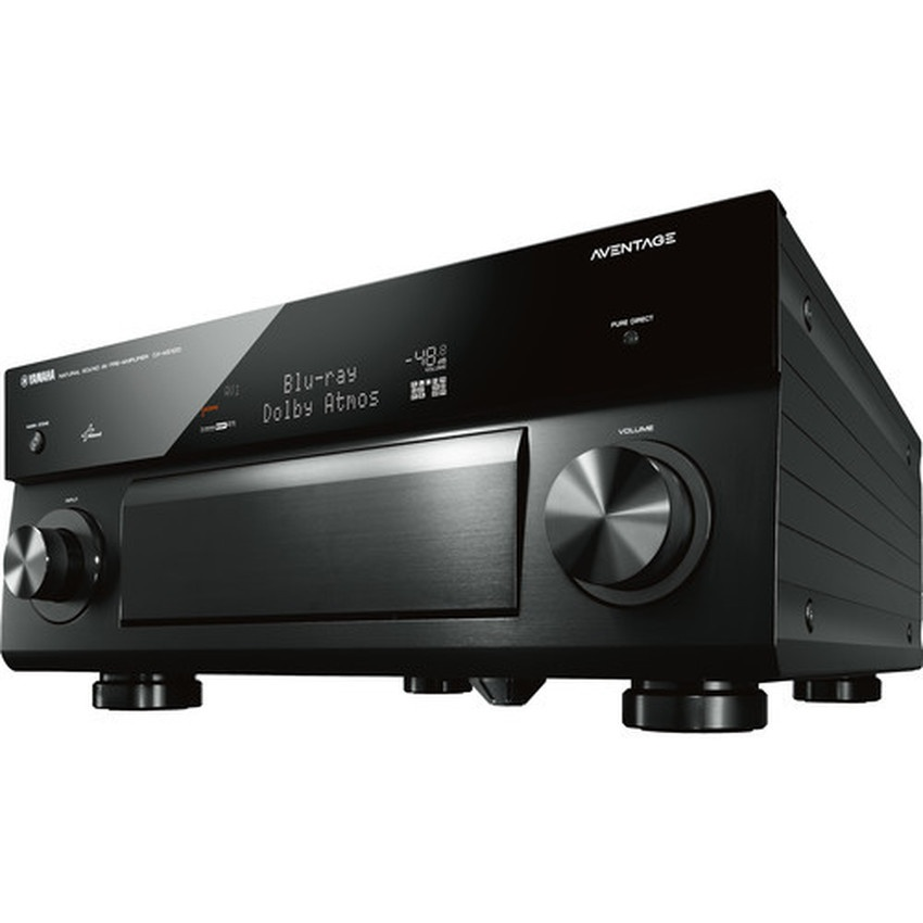Yamaha AVENTAGE CX-A5100 11.2 Channel A/V Receiver (Black)