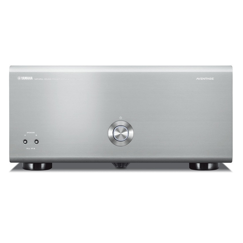 Yamaha AVENTAGE MX-A5000 11-Channel Power Amplifier (Titanium)