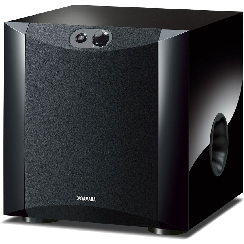 Yamaha NS-SW300 Active Subwoofer Black